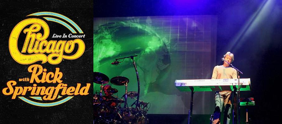 Chicago - The Band at KeyBank Pavilion