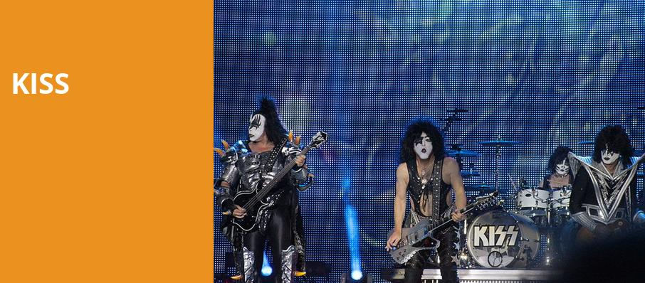KISS, KeyBank Pavilion, Burgettstown