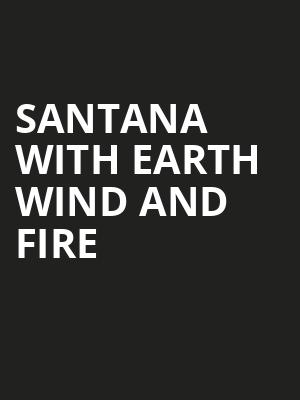 Santana with Earth Wind and Fire, KeyBank Pavilion, Burgettstown
